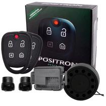 Alarme Automotivo Positron Exact Ex330 Cyber Carro Exact