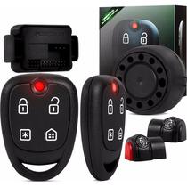 Alarme Positron Automotivo Carro Ex330 Novo Exact