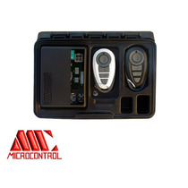 Alarme Automotivo Micro Anti Furto Modulo Subida Vidro Amx