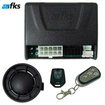 Alarme Automotivo Fks Fk902 Cr941/960 Universal C/ Antifurto