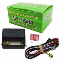 Bloqueador Universal Combustível Corta Ignição Com Sirene