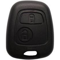 Capa Telecomando Chave Original Peugeot 206 - 207 - 307
