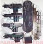 Kit Travas Eletrica Carros 4 Porta Universal Positron Com Nf