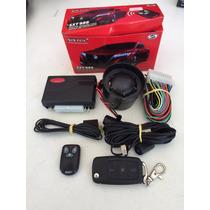 Alarme Automotivo Sistec Sxt 986 1 Controle + Chave Canivete