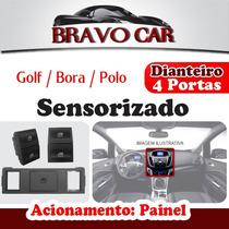 Kit Vidro Eletrico Golf Bora Polo 4 Portas Dianteiro Sens.