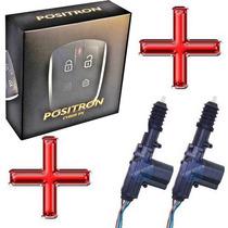 Kit Alarme Pósitron Cyber Px 330 + Travas Elétricas 2 Portas