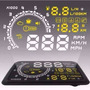 Velocímetro Digital Para Brisa Head Up Display Plug Obdii