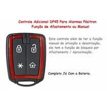 Controle Presença Alarme Positron Dp45 Px 300 330 Original