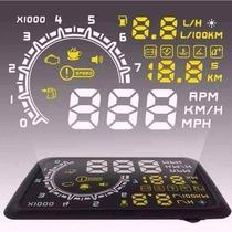 Hud Display Universal Velocidade Carro Computador Bordo Obd2