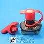 Chave Geral Automotiva 12v Bateria Painel Universal Aspirado