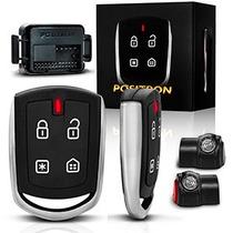Alarme Positron Carro Cyber Px 330 Presença