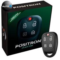 Alarme Automotivo Positron Ex330 Linha 2014 Fiat Vw Gm Ford