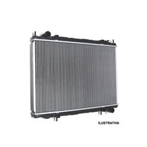 Radiador Aluminio 12278 Visconde Logus 1993-1996