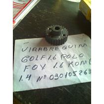 Polia Dentada Virabrequim Gol/ Golf/polo/fox/kombi/audi