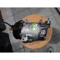 Compressor De Ar Condicionado Do C3.peça Original Com Garant