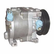 Compressor Denso Fiat Palio/uno Fire Scroll Polia 5pk / Sc08