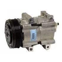 Compressor F250/.f4000/.f350 Polia 8pk Diesel