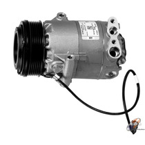 Compressor Gol/parati/saveiro 1.6/1.8 Original Delphi