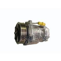 Compressor De A/c Citroen E Peugeot - 8 Orelhas