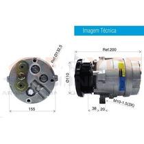Compressor Gm S10 2.5 Maxion 98 + Filtro + Valvula