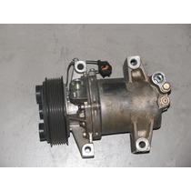 Compressor Do Ar Condicionado Nissan Frontier 2012 2.5 Sel