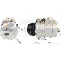 Compressor Bmw 7sbu16c E46 E38 318 320 728 - Produto Novo