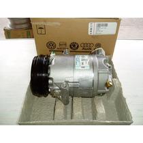Compressor Do Ar Condicionado Fox Gol Gv 1.0 Original Vw