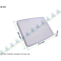Filtro De Cabine Ar Condicionado Uno - Schuck