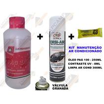 Kit Manutenção De Ar Condicionado Automotivo