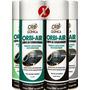 Lote 06 Unidades Orbi-air Limpa Ar Condicionado Carro Novo
