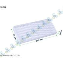 Filtro De Cabine Ar Condicionado J3 10/... - Schuck