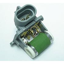 Resistencia Ventilador Radiador + Conector Fiesta Ecosport