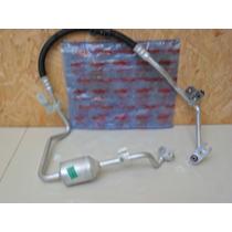 Tubo Flexivel Do Compressor Do Ar ,linea,punto 16v Original