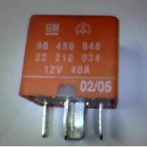 Rele Ar Condici 90459640 Gm Omega Calibra Vectra