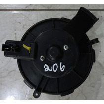 Motor / Ventilador De Ar Forçado Peugeot 206 Original