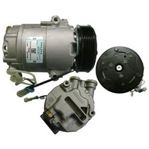 Compressor Meriva 5pk Original Deplhi + Filtro Secador