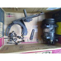Compressor Ar Condic.c/filtro Escort Xr3//logus/gol