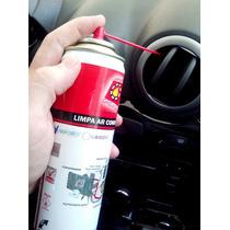 Limpa Ar Condicionado - Aroma Carro Novo 320 Ml