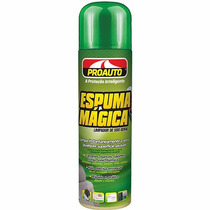 Espuma Mágica Proauto Para Banco Automotivo 400ml