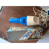Carro Antigo Aspirador De Pó 12v Nice Na Caixa Opala Fusca