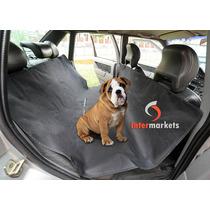 Capa Para Banco De Carro Protetora De Cães - Impermeável