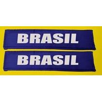 Par De Capa Protetora De Cinto Segurança - Almofada Brasil