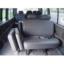 Capa Couro Ecológico (courvim) Van Kia Besta E Ford Transit