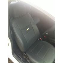 Capa Automotiva Couro Ecológico Para Celta E Prisma Até 2012