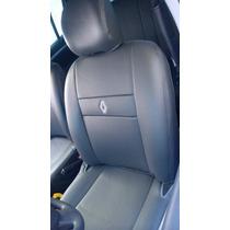 Capa De Couro Ecológico Para Renault Clio
