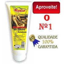 Hidratante E Embelezador De Couro 250 Grs, Use E Comprove...