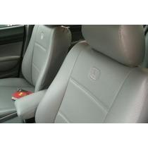 Capa De Couro Ecológico Honda Civic Xls 2015