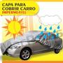 Capa Cobrir Carro Prisma C4 Fit Kadet Golf Voyagem Parati