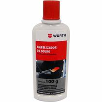 Hidratante De Couro Wurth 100ml E Embelezador