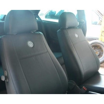 R7 Capa Banco Couro Courvin Volkswagen Santana 1998/2002